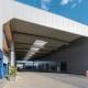 Neubau einer Lagerhalle und Durchfahrtsüberdachung für die Egon Haupthoff GmbH & Co.KG